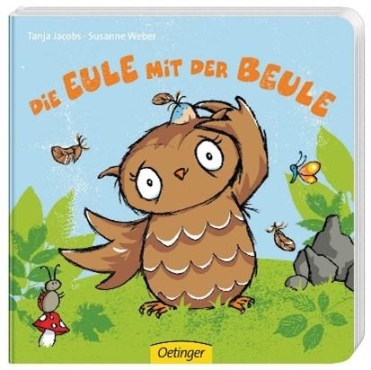 Die Eule mit der Beule - Kinderbuch zum Vorlesen für die Kleinsten